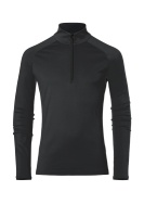 Kjus Men Second Skin Halfzip black