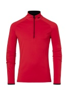 Kjus Men Second Skin Halfzip scarle