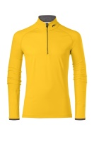 Kjus Men Second Skin Halfzip solar