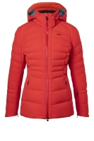 Kjus Women Duana Jacket fiery red