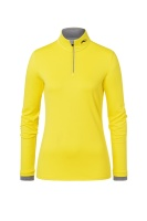 Kjus Women Feel Halfzip buttercup