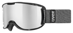 UvexSkyper LTM black/mirror silver