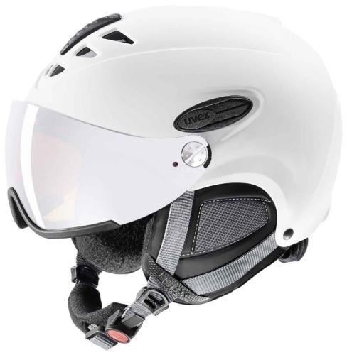 Uvex Helmet 300 Visor matt white