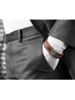 The Chesterfield BrandLeder-Armband