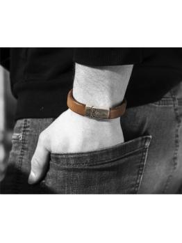 ChesterfieldLeder-Armband