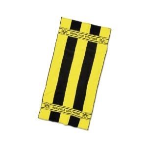BvB Handtuch Blockstreifen