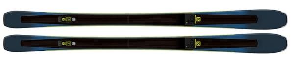 Salomon- XDR 80 Ti Flat