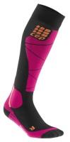 CEPSki Merino Socks women pink