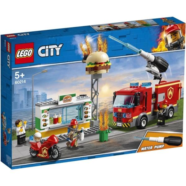 Feuerwehreinsatz im Burgerland