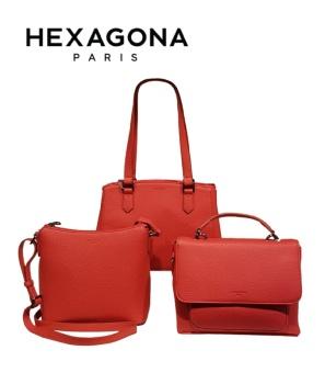 Damentaschen HEXAGONA, PARIS