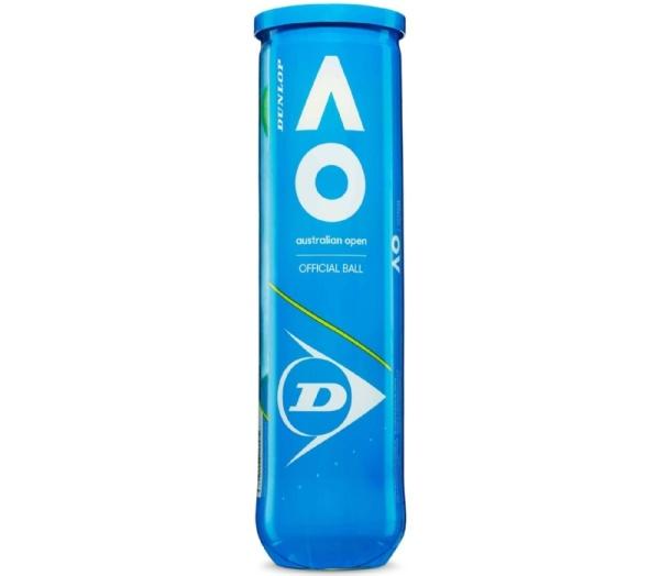 DunlopAustralien Open 4-er Dose