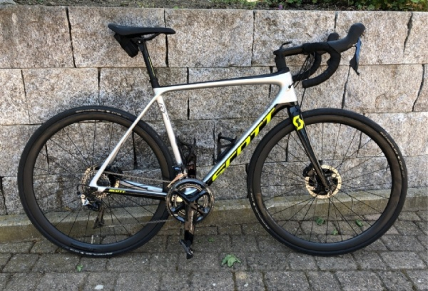 Scott Addict RC Pro Disc Gr.L