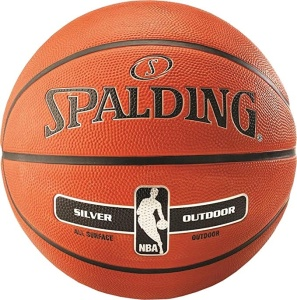 Spalding Silver Series Basketball