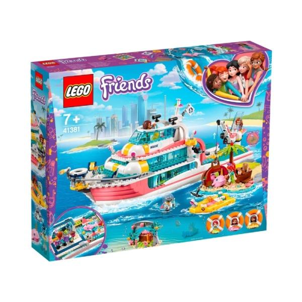 Boot für Rettungsaktionen