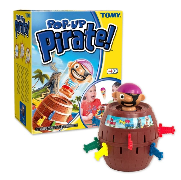 Pop Up Pirate!