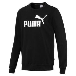 PumaEss Logo Crew Sweat TR