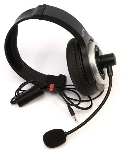 Headset Chat PS4