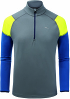 Kjus Race Half Zip steel grey-s.blu