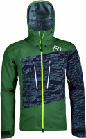 Ortovox Guardian Shell Jkt green fores