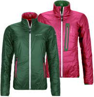 Ortovox Piz Bial Jacket W green forest