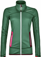 Ortovox Fleece Jacket W green forest
