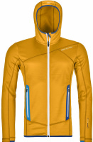 Ortovox Fleece Hoody M yellowstone