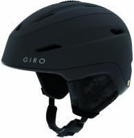 GiroStrata Mips matte black