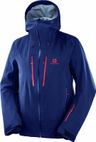 Salomon Icestar 3L Jkt M night sky