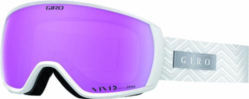 Giro Facet white zag/vivid pink