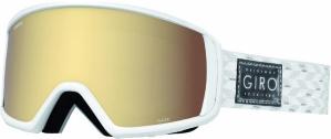 GiroGaze white/silver shimmer/gold