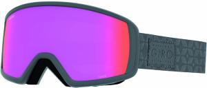 GiroGaze titanium quilded/pink