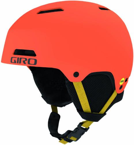 Giro Crüe Mips matte deep orange