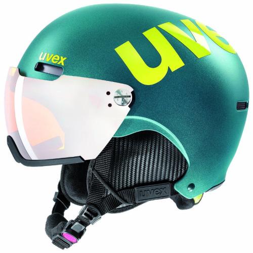 Uvex Hlmt 500 Visor deep emerald