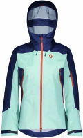 Scott W´s Exporair 3L Jacket blue
