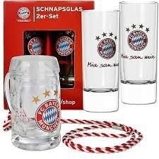 Bayern Schnapsglasset