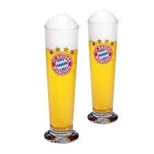 Bayern Pilsglas 2er Set