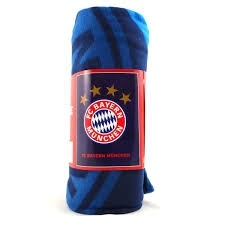 Bayern Fleecedecke Fan