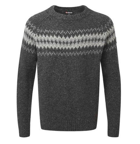 Sherpa Dumji Crew Sweater