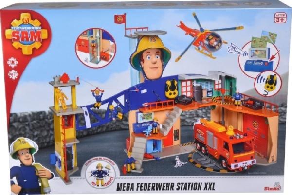 Mega-Feuerwehrstation XXL