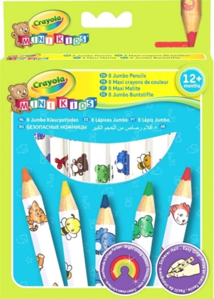 Mini Kids Buntstifte