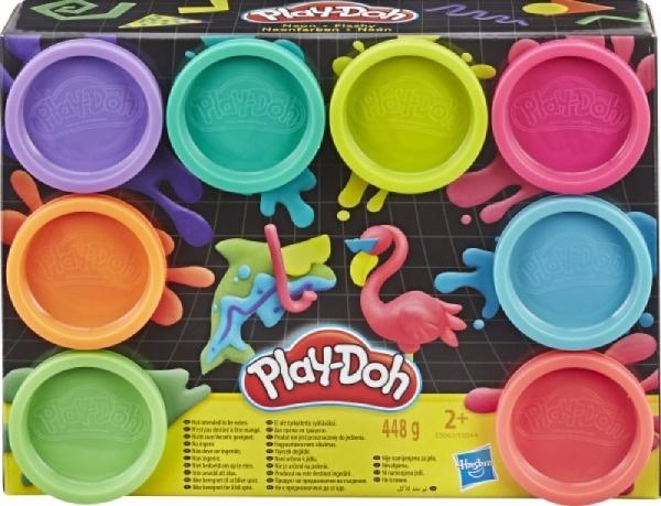 Play-Doh 8er Pack Neon