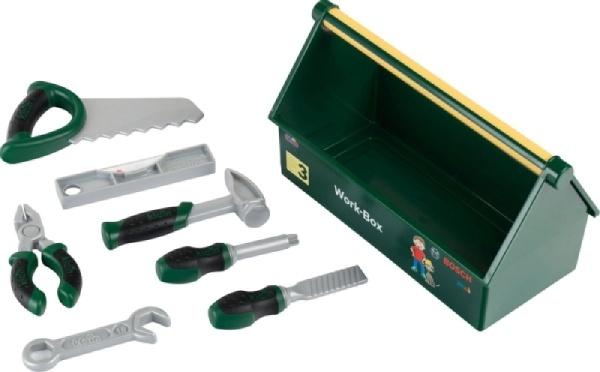 Bosch Kinder-Werkzeugkasten