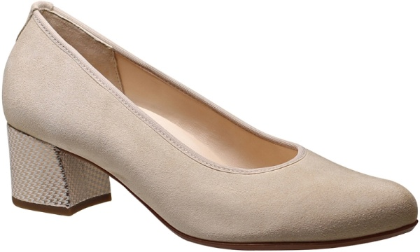 HassiaFlorence, beige Velour Weite H