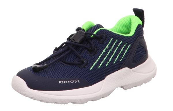 SuperfitSneaker, blau