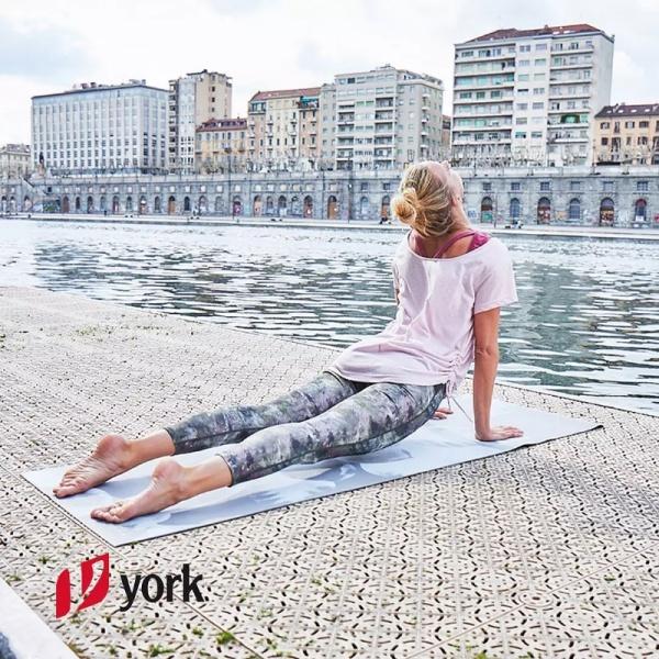 YorkYoga-Mode und -Matten