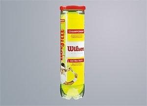 WilsonChampionship Tennisbälle