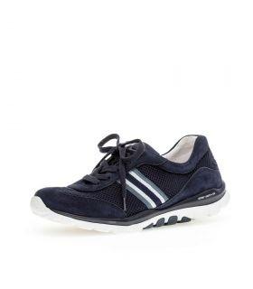 Gabormodischer leichter Sneaker