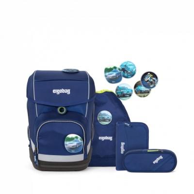 Ergobag CUBO BlaulichtBär