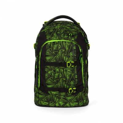 Satch by Ergobag Pack Green Bermuda