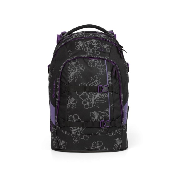 Satch by Ergobag Pack Ninja Hibiscus Special Ed